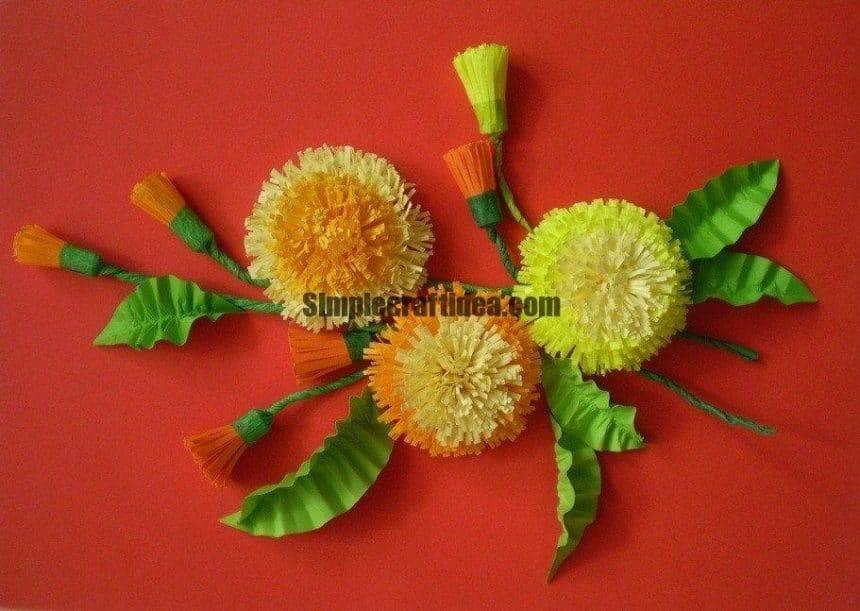 Dandelions- quilling
