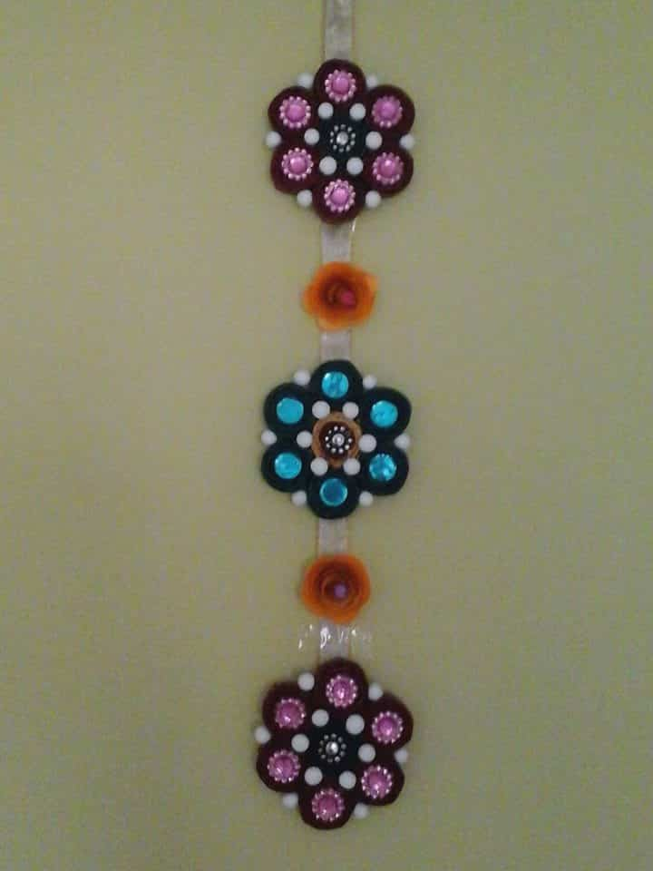 Wall hanging simple craft ideas - Craft ideas for wall hangings ...
