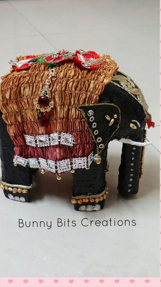 Waste Bottle Elephant Simple Craft Ideas