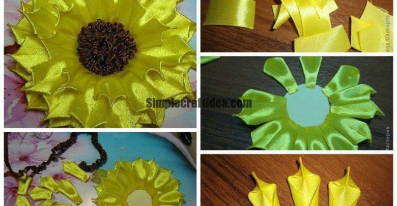 Sunflower in a new way