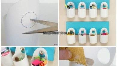 Storage of small things