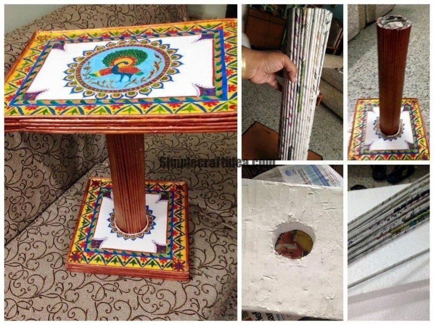 Thermocol table