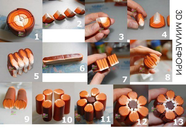 Классные поделки из полимерной глины 39