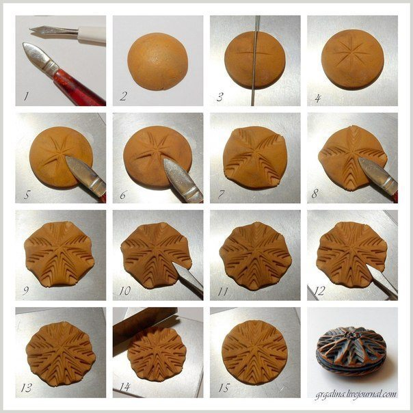 Polymer Clay Lessons Simple Craft Ideas