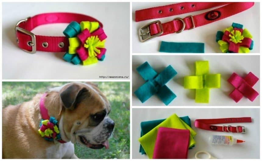 Decoration dog collar