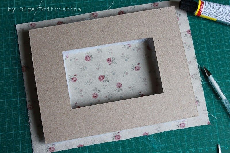 105 Скрапбукинг как сделать рамку для