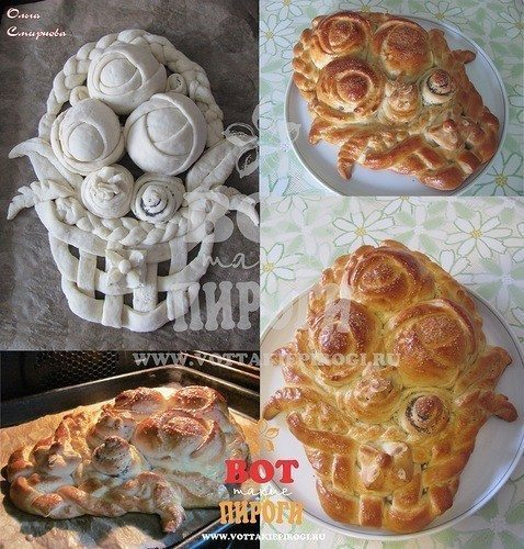 Оригинальные рецепты тортов фото пошагово