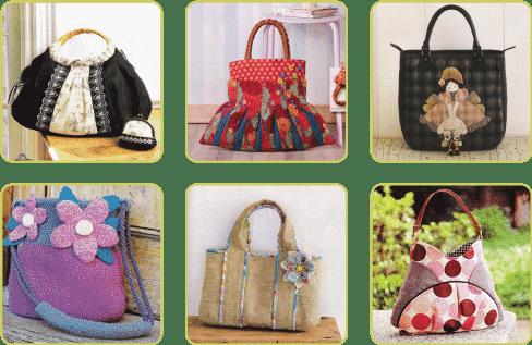 How to Make Stylish Fabric Handmade bags - Simple Craft Ideas