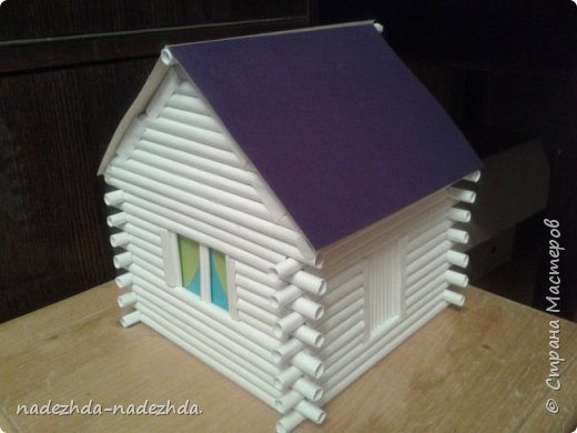 house from paper tubs(93)