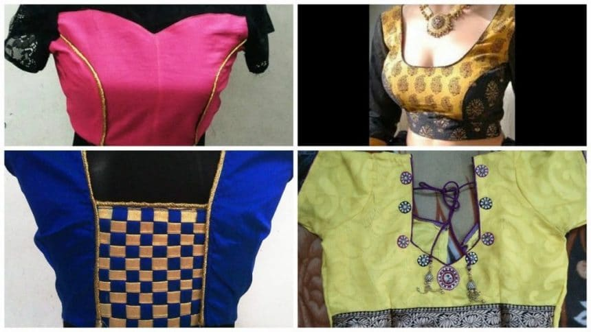 How to make a Designer Blouse