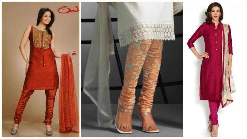 How to make different type of chudi pant