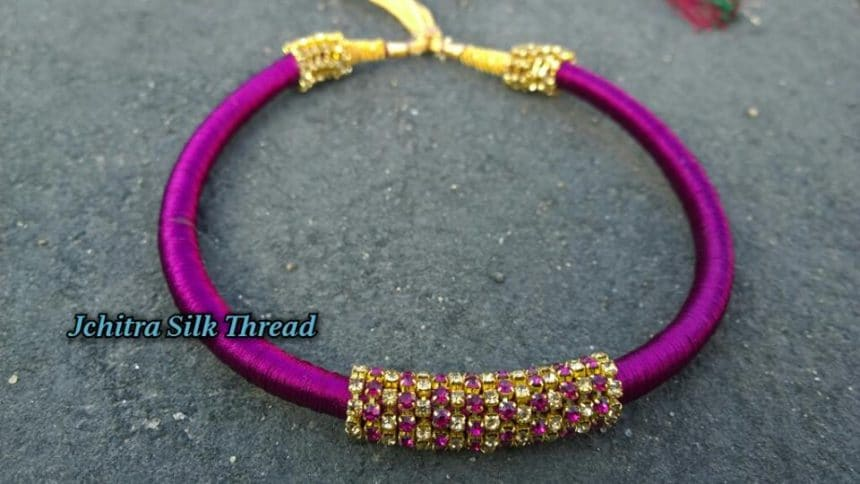 ad thane thread sets proddetail necklace silk design id