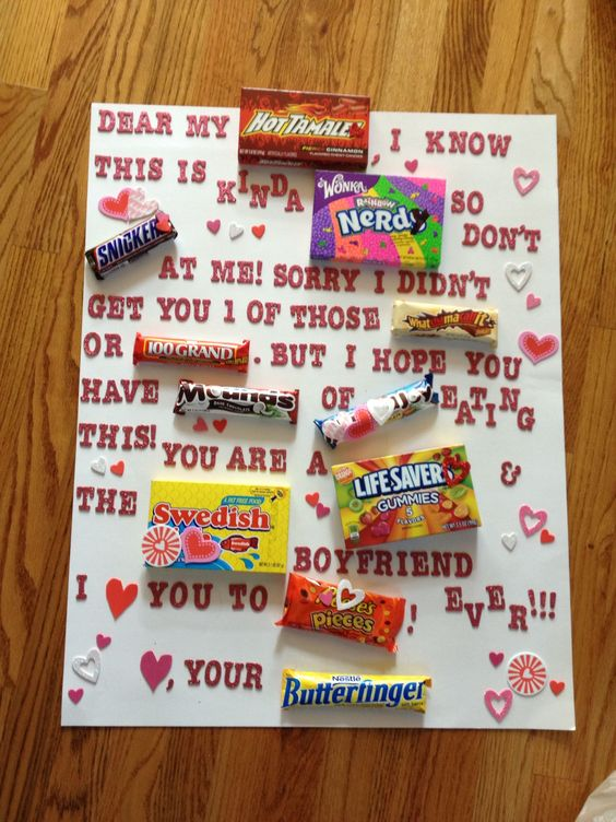 Valentine S Day Cards For Boyfriend
