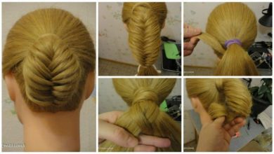 How to make trendy hairstyles   Easy Craft Ideas