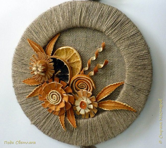How to make decorative panel * Simple Craft Ideas