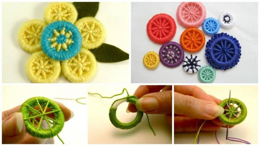 How to make Dorset Buttons