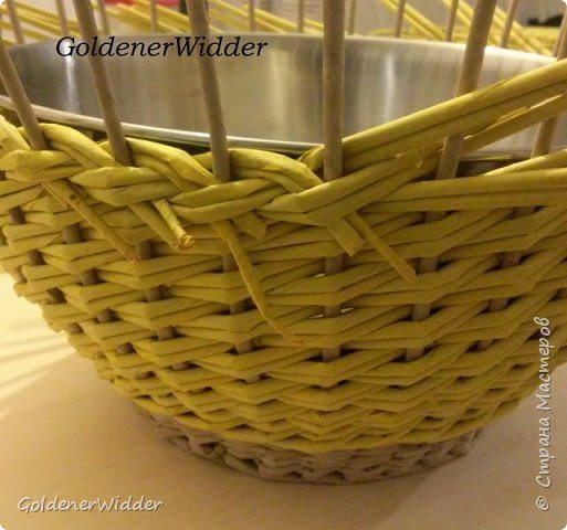 How to make double handle basket * Simple Craft Ideas