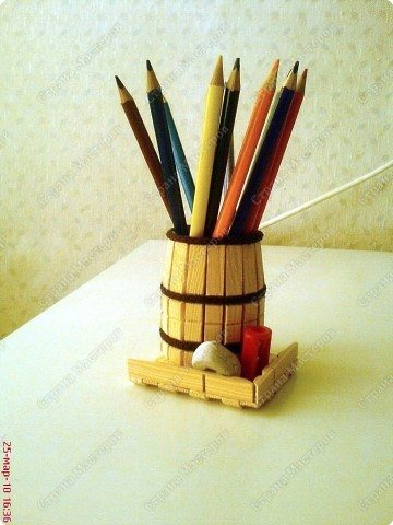 organizer for pens and pencils