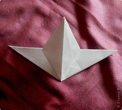 How to make origami lily