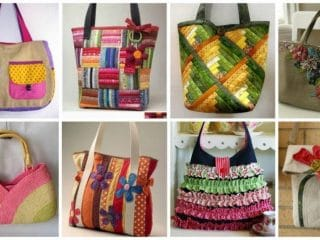 cloth bag patterns