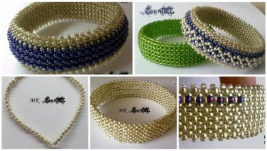 bangle from bead