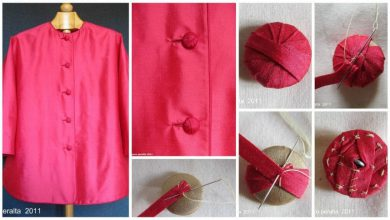 """chinese-style """"Coolie"""" jacket button"""