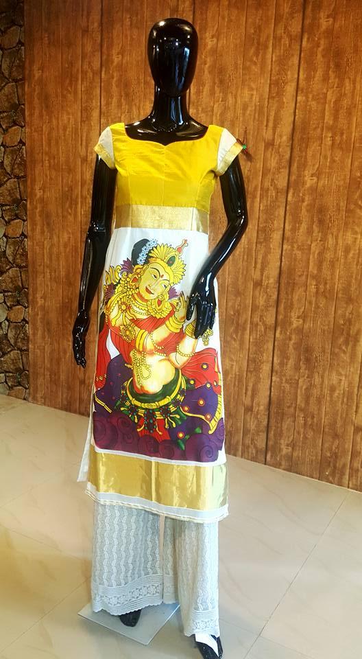 kurthi patterns