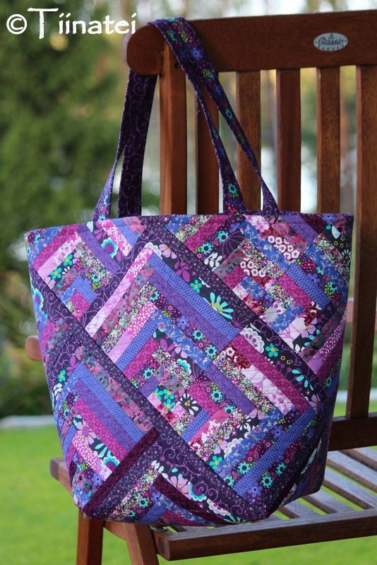 Different Type Of Cloth Bag Patterns Simple Craft Ideas