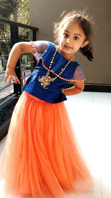 different types of kids lehengas  u2013 simple craft ideas