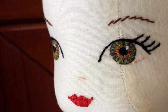 eyes for the dolls