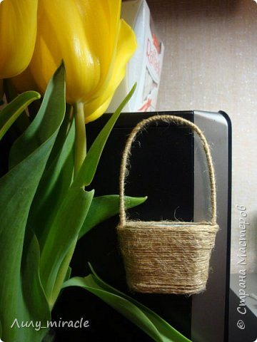 how to make a small basket