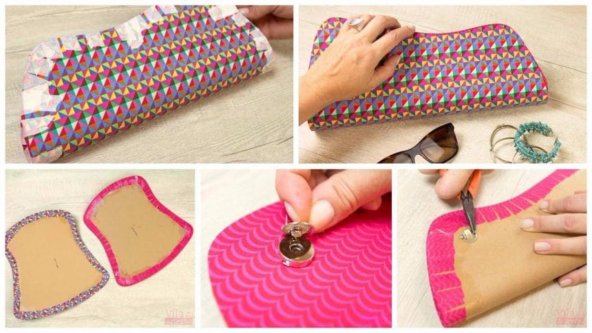 How To Make Wallet From Carton Simple Craft Ideas