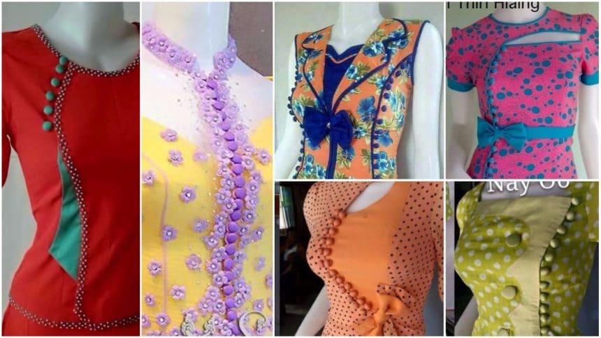 Different types of kurtis designs