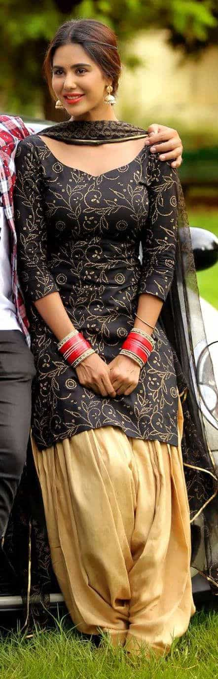 Different types of punjabi suit designs - Simple Craft Ideas
