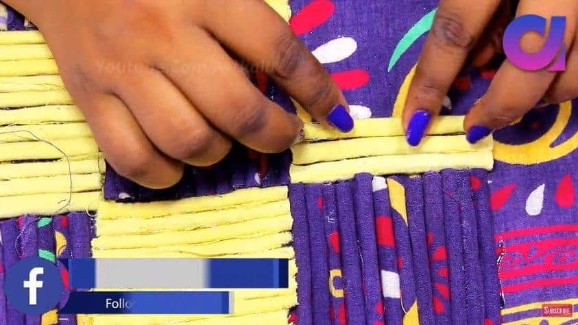 How To Reuse Your Old Clothes To Make Rugs Simple Craft Ideas