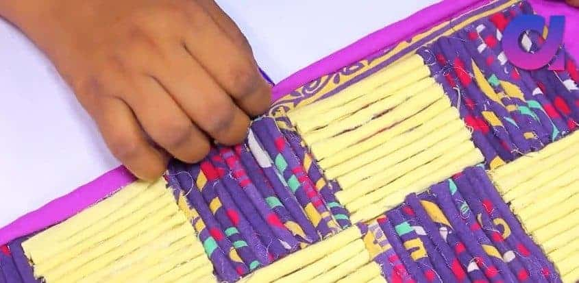 How To Reuse Your Old Clothes To Make Rugs Simple Craft