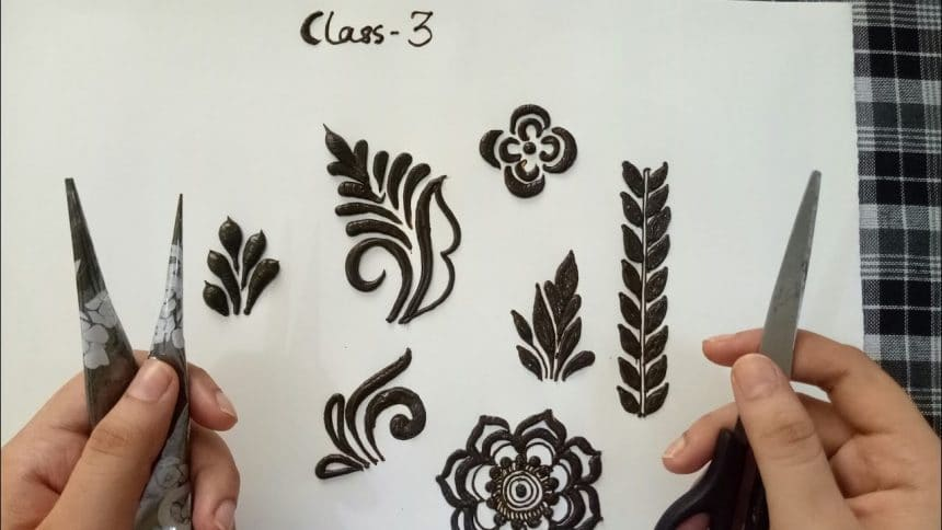 Henna classes for beginners – Simple Craft Ideas