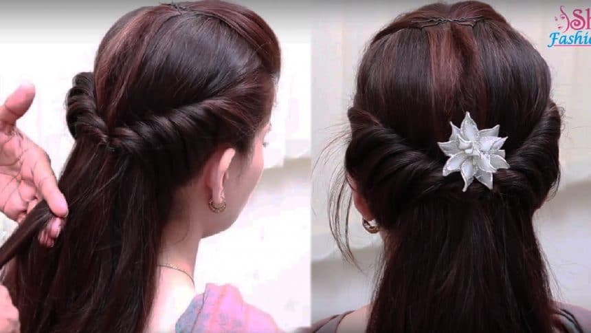 Ladies Simple Hair Style Images Galleries With A Bite