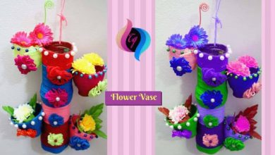 crafts with plastic bottles