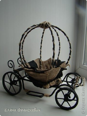 how to make a carriage