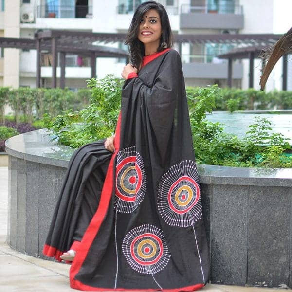 Different Types Of Patchwork Saree Simple Craft Ideas