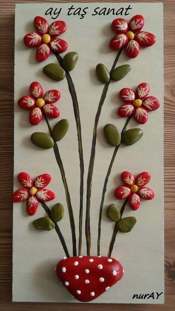 Awesome Painted Pebble Art Ideas Simple Craft Ideas