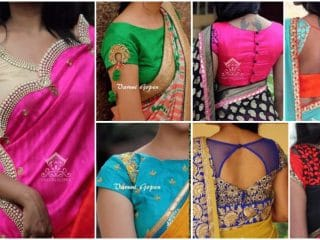 blouse for saree
