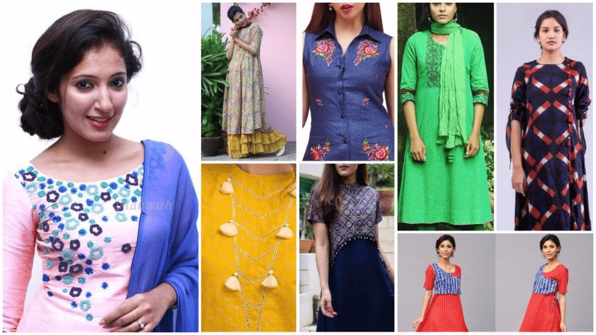 Designer kurtis that you wish to have in your wardrobe