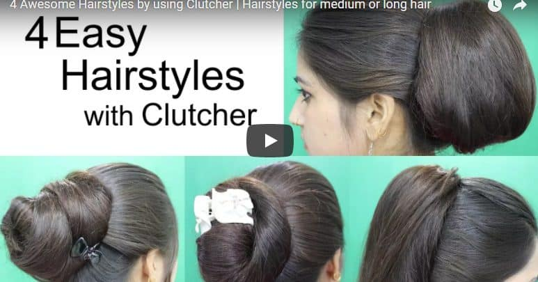 4 Awesome hairstyles