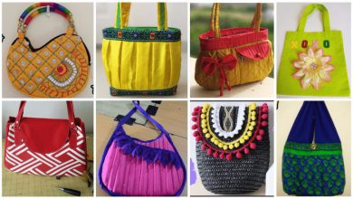 different type bag