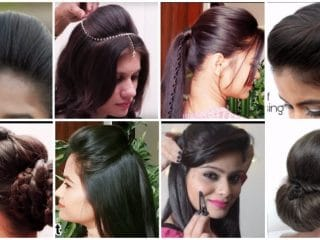 easy puff hairstyle