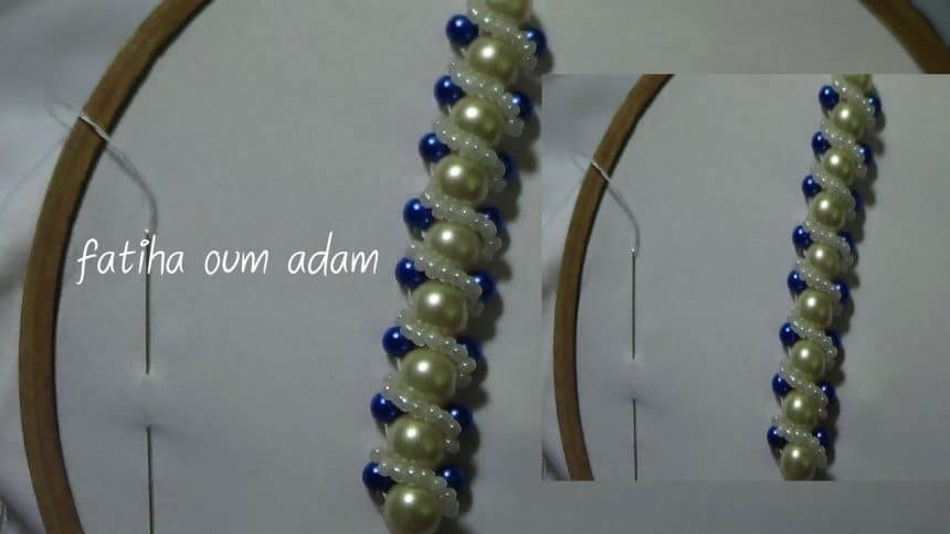 Bead embroidery tutorials and designs for beginners