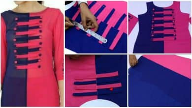 Kurthi making ideas