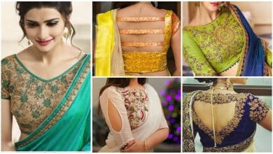 blouse trends indian bride
